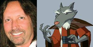 "Do you think the fact that Scott Mednick looks eerily similar to Splinter landed him the producer role on the upcomming ""TMNT"" movie?"