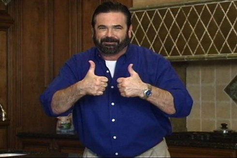"""Hey Billy, we love the thumbs up, but could we double it?"""